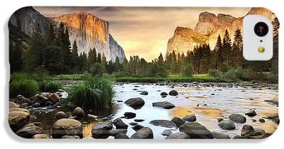 Yosemite National Park IPhone 5c Cases
