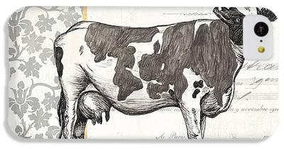 Cow iPhone 5C Cases