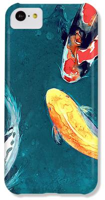 Koi iPhone 5C Cases