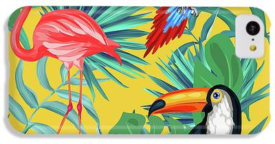 Toucan iPhone 5C Cases
