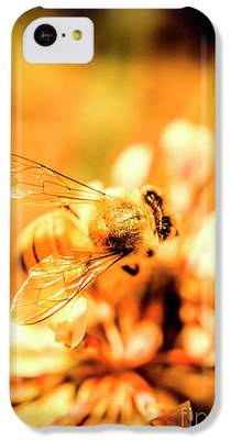 Bees Natures Art iPhone 5C Cases