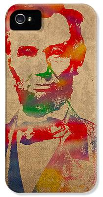 Politicians iPhone 5s Cases