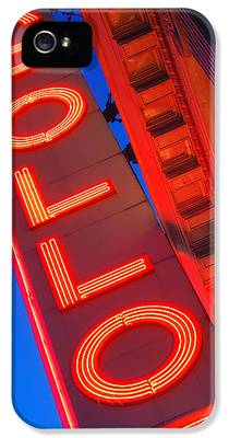 Apollo Theater iPhone 5s Cases
