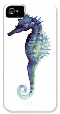 Seahorse iPhone 5s Cases