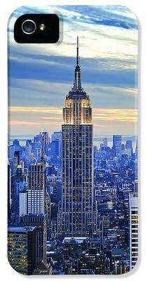 City Scenes iPhone 5s Cases