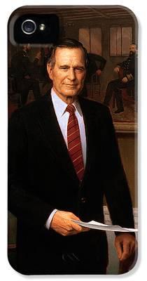 George Bush iPhone 5s Cases