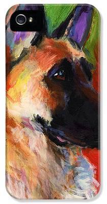 German Shepherd IPhone 5s Cases