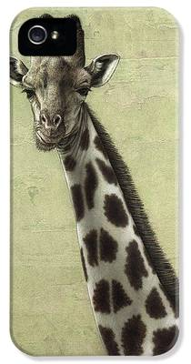 Giraffe iPhone 5s Cases