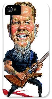 Metallica IPhone 5s Cases