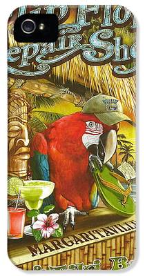 Parrot iPhone 5s Cases