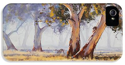 Kangaroo iPhone 5s Cases