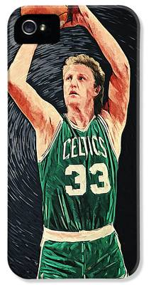 Larry Bird iPhone 5s Cases