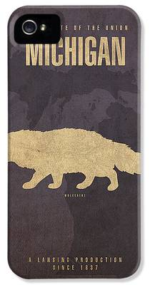 Michigan State iPhone 5s Cases