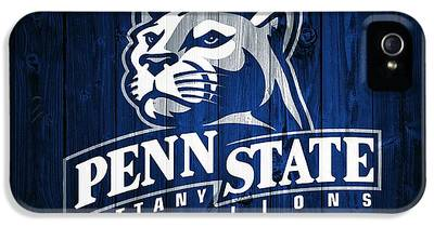 Penn State University iPhone 5s Cases