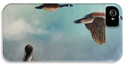 Geese IPhone 5s Cases