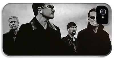 U2 iPhone 5s Cases