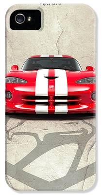 Viper iPhone 5s Cases