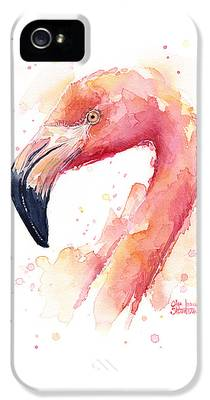 Flamingo IPhone 5s Cases