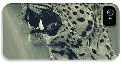 Leopard iPhone 5s Cases