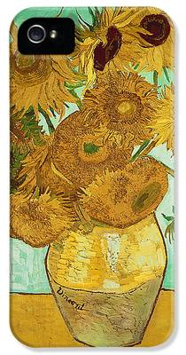 Sunflower iPhone 5s Cases