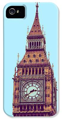 Big Ben iPhone 5s Cases
