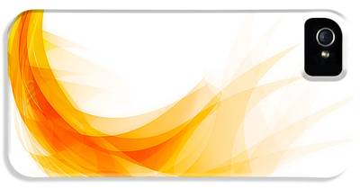 Abstract Paintings iPhone 5s Cases