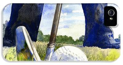 Golf iPhone 5s Cases