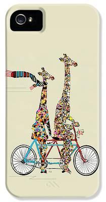 Giraffe iPhone 5s Cases
