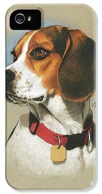 Beagle IPhone 5s Cases
