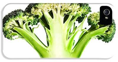 Broccoli iPhone 5s Cases