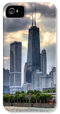 Hancock Building IPhone 5s Cases