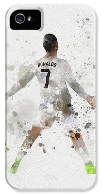Cristiano Ronaldo iPhone 5s Cases