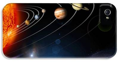 Planet IPhone 5s Cases