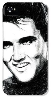 Elvis Presley iPhone 5s Cases