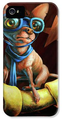 Chihuahua IPhone 5s Cases
