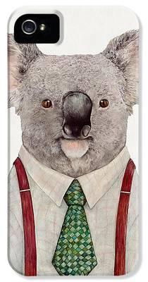 Koala iPhone 5s Cases