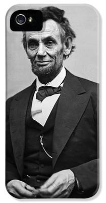 Abraham Lincoln iPhone 5s Cases