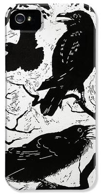 Raven iPhone 5s Cases