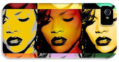 Rihanna iPhone 5s Cases