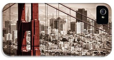 Golden Gate Bridge IPhone 5s Cases