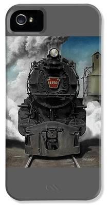 Train iPhone 5s Cases