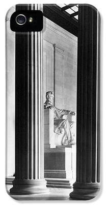 Lincoln Memorial iPhone 5s Cases