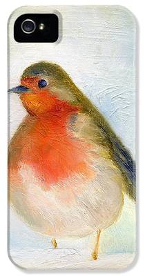 Robin iPhone 5s Cases