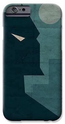 Bat iPhone 6 Cases