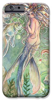 Mermaid iPhone 6 Cases