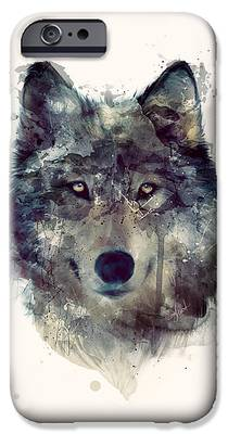 Animal Paintings iPhone 6 Cases