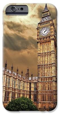 Tower Of London IPhone 6s Cases