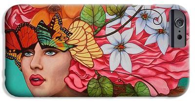Flower Fairy iPhone 6 Cases