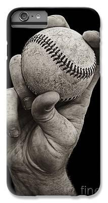 Baseball iPhone 6 Plus Cases