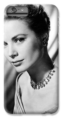 Grace Kelly IPhone 6 Plus Cases